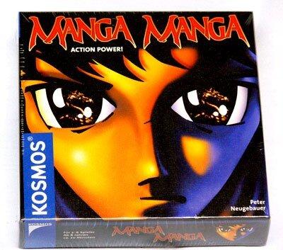 Manga Manga Spiel