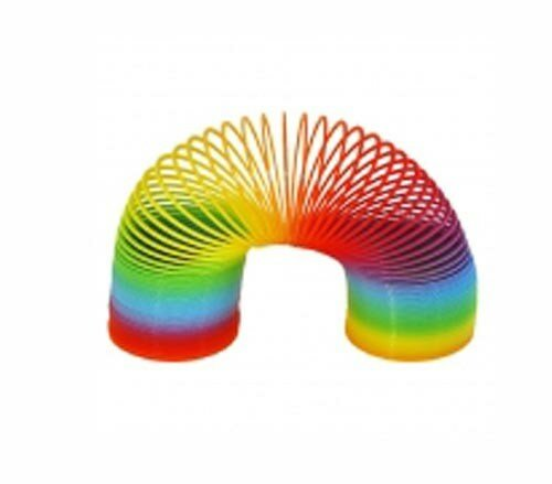Mini Regenbogenspirale, 6,5x3,4cm im Beutel
