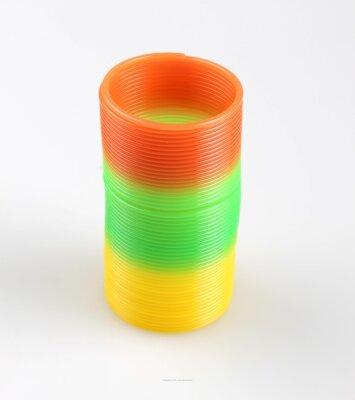 Mini- Regenbogenspirale