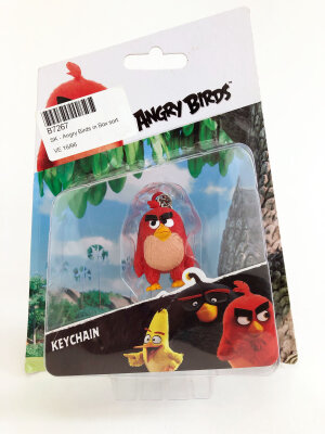 Angry Birds Schlüsselanhänger verschiedene...