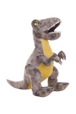 Dinosaurier in grau/gelb und grün/gelb, 100 cm