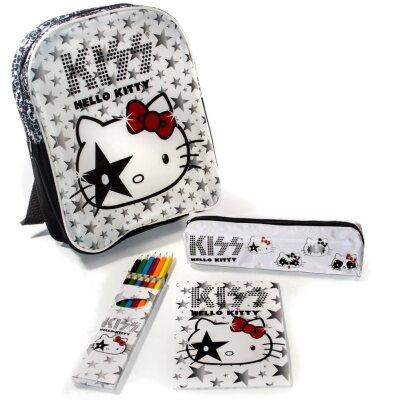 Hello Kitty Schulset Kiss
