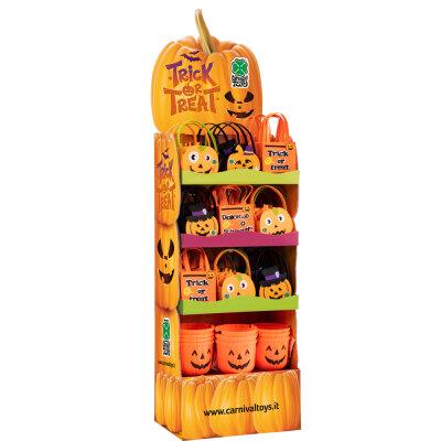 Halloween Tasche Kinder & Eimer für...