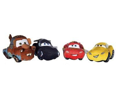 Disneys Cars aus Plüsch im Display ca. 17 cm