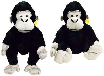 XXL Gorilla aus Plüsch von Sunkid