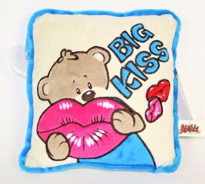 Kissen Saugnapf Big Kiss