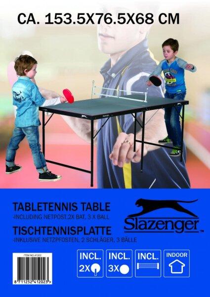 Slazenger-Tischtennis-Platte-Junior