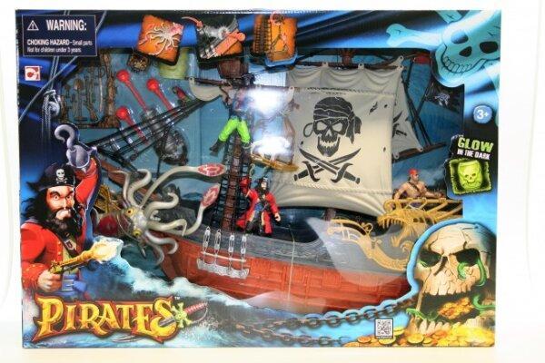 "Piraten-Schiff-Set ""Pirates"""