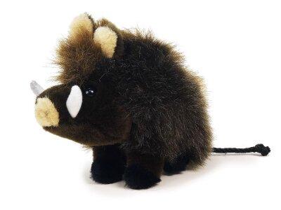 Plüsch Wildschwein, ca 18cm