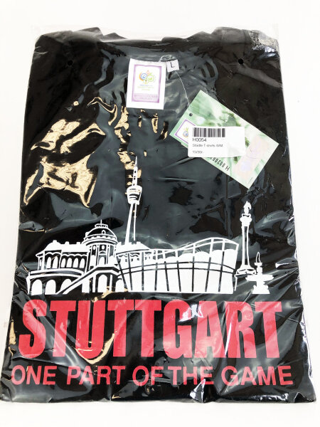 WM 2006 Städte T-Shirts