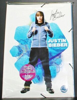 Organizer Justin Bieber mit Sound und Licht