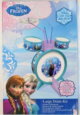Disney Frozen Trommel-Set