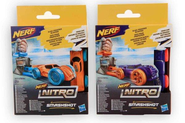 Nerf Nitro Smashshot Blaster