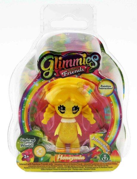 Glimmies Honeymia Rainbow Friends