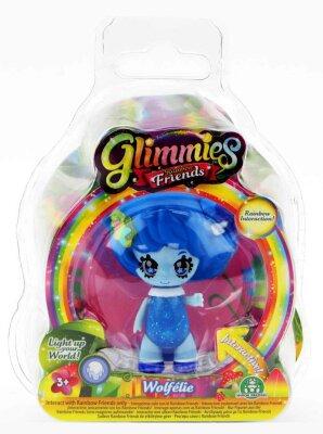 Glimmies Wolfelie Rainbow Friends