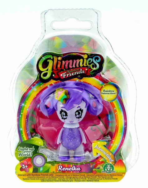 Glimmies Renelka Rainbow Friends