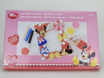 Disney Minnie Mouse 3D Bilderrahmen