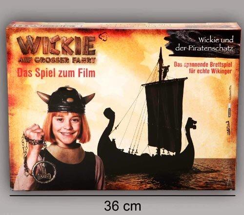 """Brettspiel """"Wickie und der Piratenschatz"""", ab 6 Jahren"""