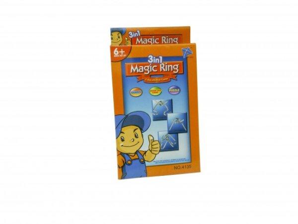 Magic Ring, Geschicklichkeitsspiel, ab 6 Jahre, 20x11x3 cm