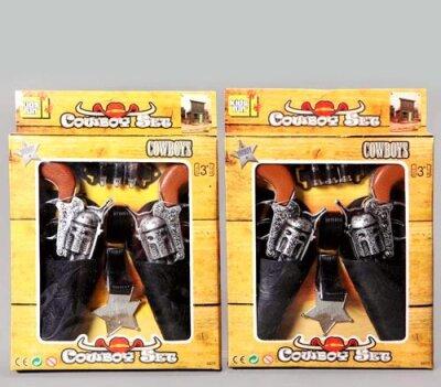 Cowboy Set in Box