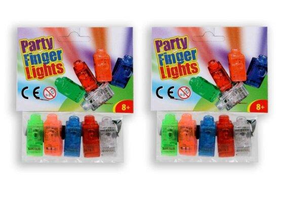 Fingerleuchten 5er Pack
