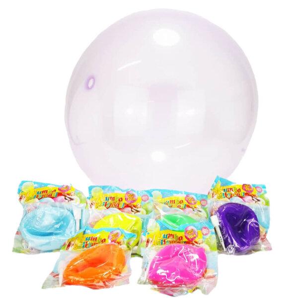 Blasenball - Gummiball mit Aufblasröhrchen