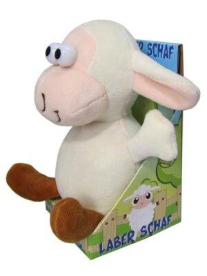 Laber Schaf inkl. Batterien, plappert alles nach,...