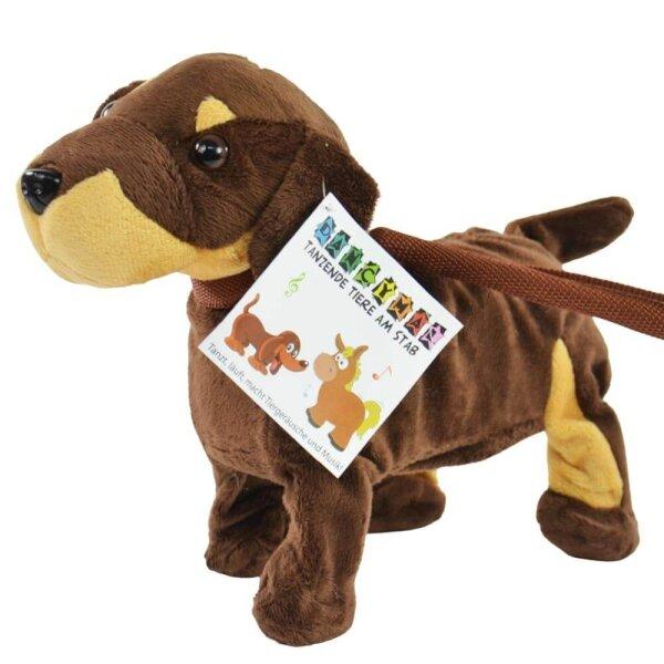 Dancymals - Spielzeug Hund der läuft und bellt