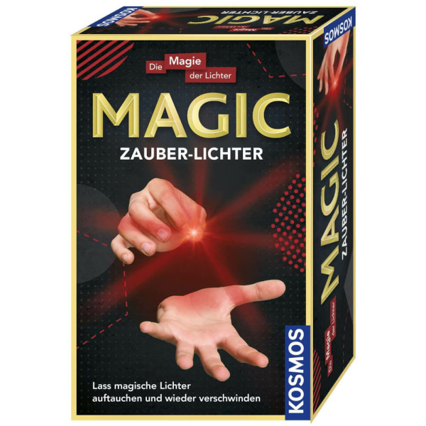 Mitbringexperiment Magic Zauberlichter