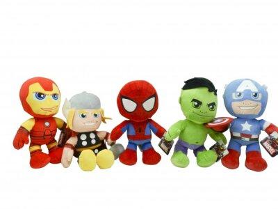 """Avengers Kuscheltier """"Marvel Superhelden"""" - 22 cm"""