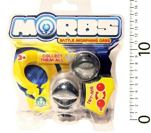 Giochi Morbs im Blister,2 fach sort, 15 cm
