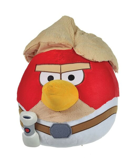 Plüschfigur Angry Birds StarWars Skywalker ca. 40 cm groß