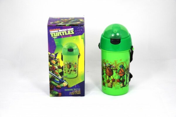 Ninja Turtles Trinkflasche 400ml