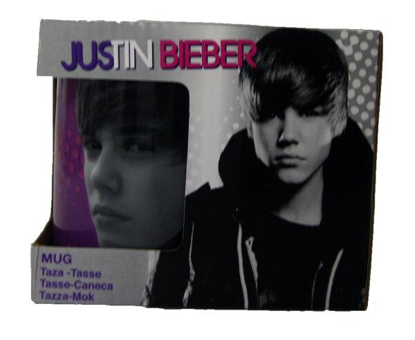 Justin Bieber Becher Foto 12x10