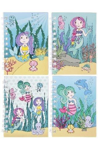 Meerjungfrau Notizbuch  Set