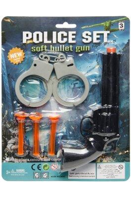 Polizei-Set auf Karte