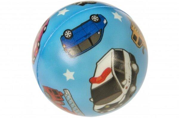 Ball Car Design, 6 cm, Schachtel 24 Stück (Preis bezieht sich auf 1 Stück)