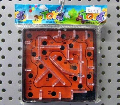 "Geduldsspiel""Labyrinth""10cm,i.Beute"