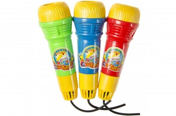 Mikrophon mit Echo S, 15 cm