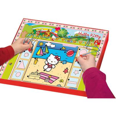 Hello Kitty E-Lektor Quiz, 34,4 x 25,4 x 4,6 cm