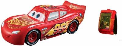 Mattel Disney Cars Rennfahrer Lenkspaß Lightning...