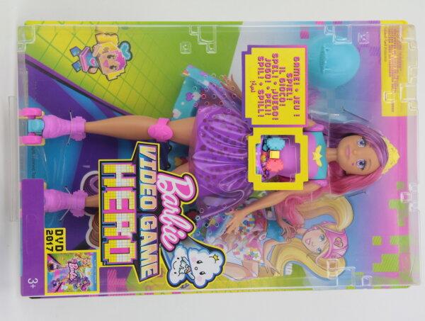 Mattel- Barbie-Videospiel-Heldinnen- Puppe, Lichtspiel Bella