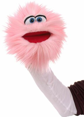 Plaudertante von Living Puppets Quatschköppe