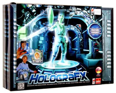 HolograFX - Hologramm Spiel