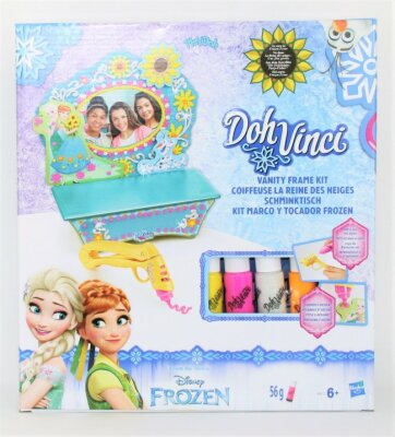 Disney Frozen Schminktisch zum Verzieren mit DohVinci...