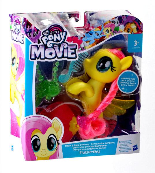 My little Pony - Glitzerndes Seepony - Fluttershy