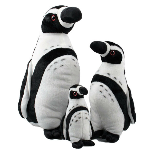 Humboldt-Pinguin Soft-Plüsch Bean-Bag ca. 35 cm stehend