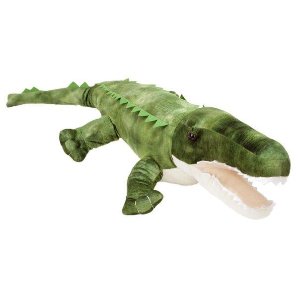 Plüsch Krokodil XXL, ca. 100 cm groß