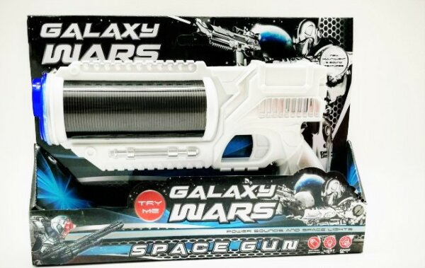 Galaxie Wars Space Krieger Waffe