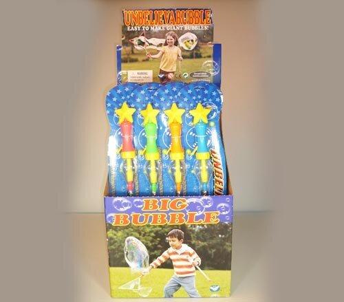Seifenblasenschwert mit 110ml Flüssigkeit, 53 cm